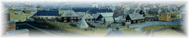 © Lew Parker - 18th-Century Louisbourg